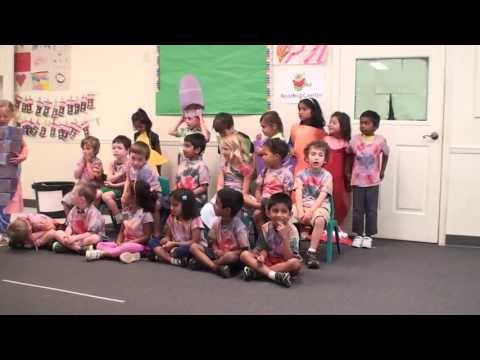 Copy of Akers Academy GA Pre-K Rainbow FIsh Show