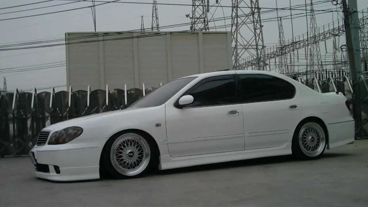 Nissan Cefiro A34 Airrex Digital Air Suspension System