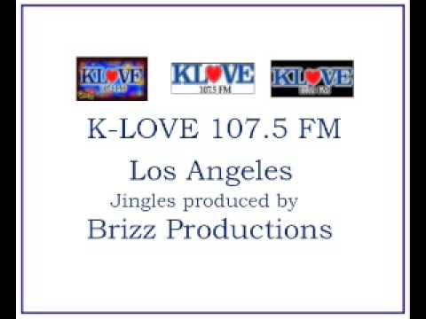 KLOVE 1075 FM Radio Jingles  Spanish Radio Jingle Production