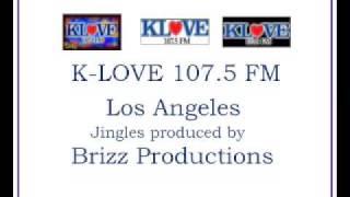 K-LOVE 107.5 FM Radio Jingles | Spanish Radio Jingle Production