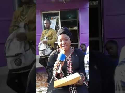 Kitabu the comedian receives D10,000 00