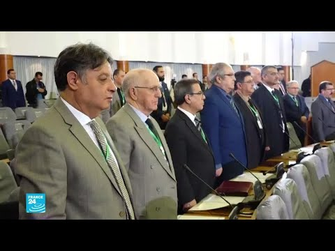 لقاء تشاوري بغياب أغلب الأحزاب السياسية للتحضير للانتخابات الرئاسية في الجزائر  - نشر قبل 1 ساعة