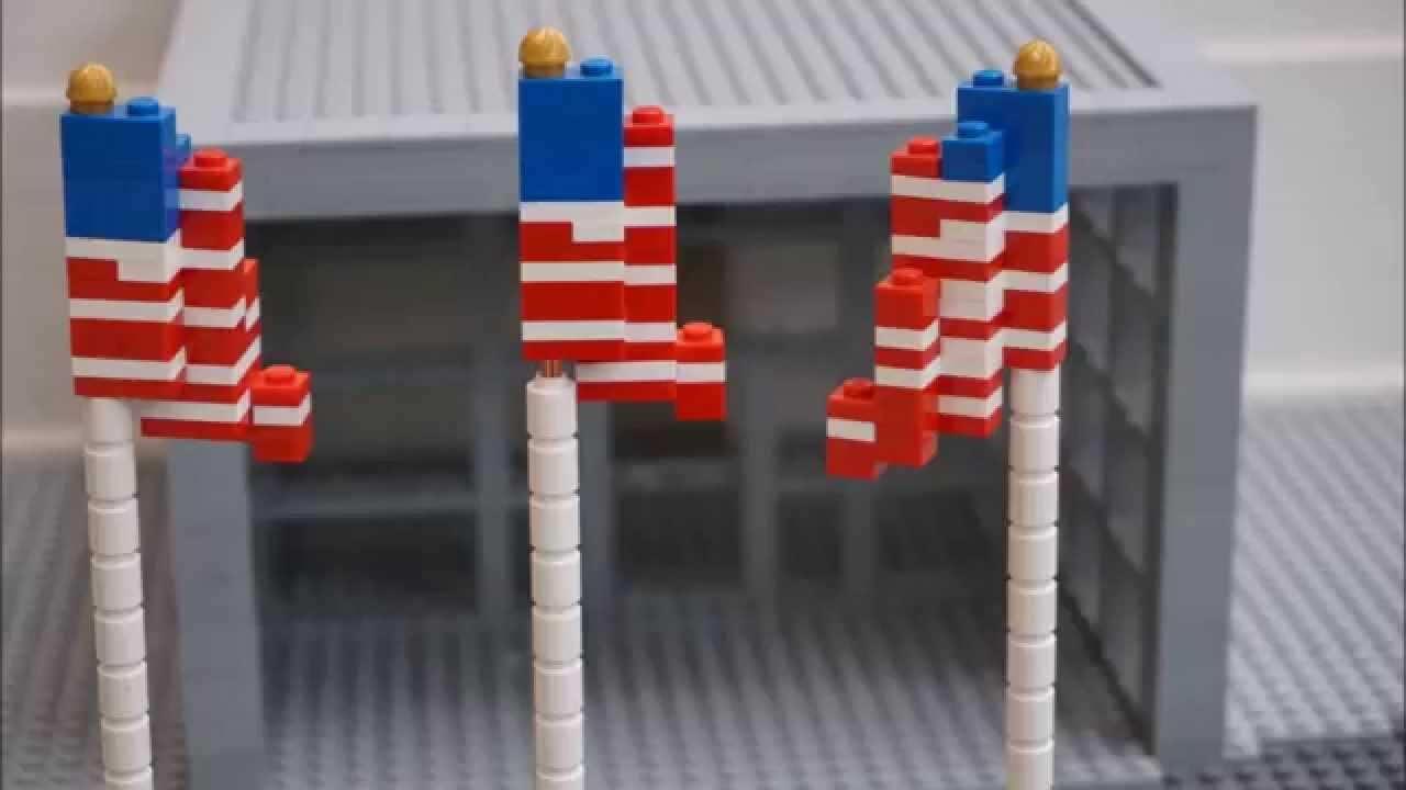 Lego Americana Washington Monument Youtube