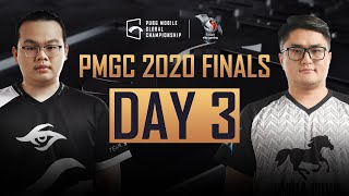 [EN] PMGC Finals Day 3 | Qualcomm | PUBG MOBILE Global Championship 2020