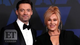 Hugh Jackman Pays Tribute To His Wife, Talks Landing Wolverine Role