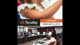 Measles outbreak in Metro Manila –DOH | Evening wRap