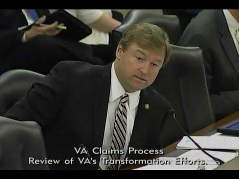 Heller Questions Veterans Benefits Administration about VA Claim Backlog