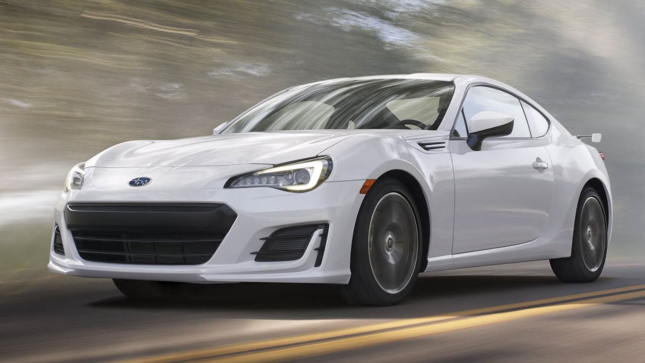 2017 Subaru BRZ Changes: Are They Enough? - YouTube