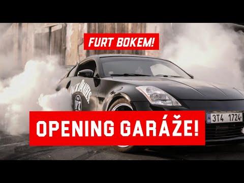FURT BOKEM - GARAGE OPENING
