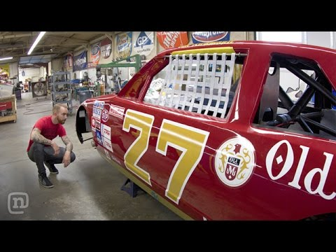 NASCAR community pays tribute to Junior Johnson