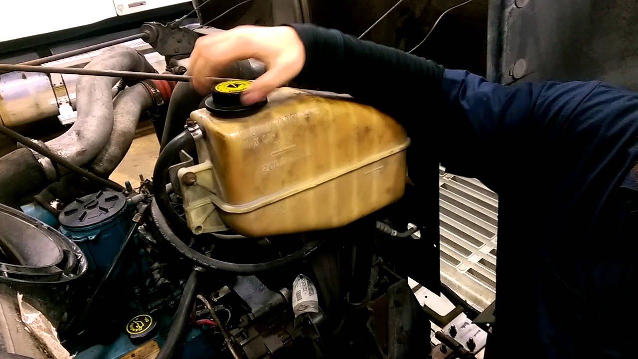 International 4700 Maintenance Check Youtube