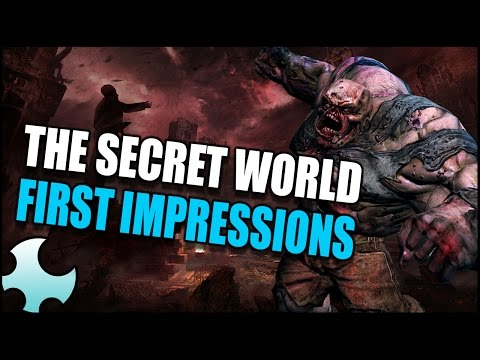 The Secret World First Impressions