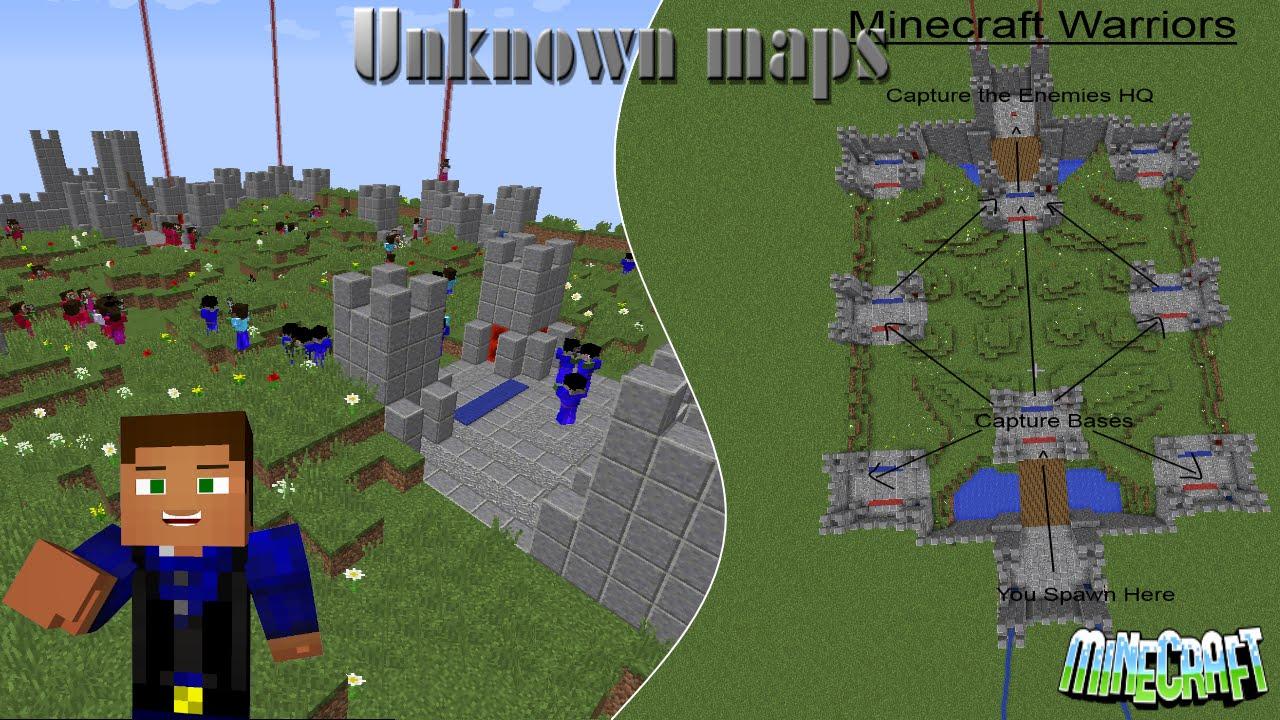 unknown map minecraft