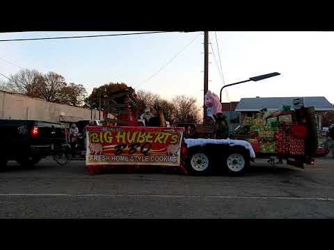 TJLP. presents The Annual Hopewell, Va. Christmas Parade 2017