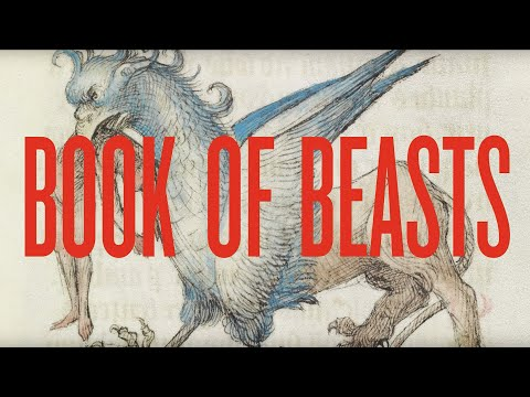 Book Of Beasts: The Bestiary In The Medieval World At The Getty