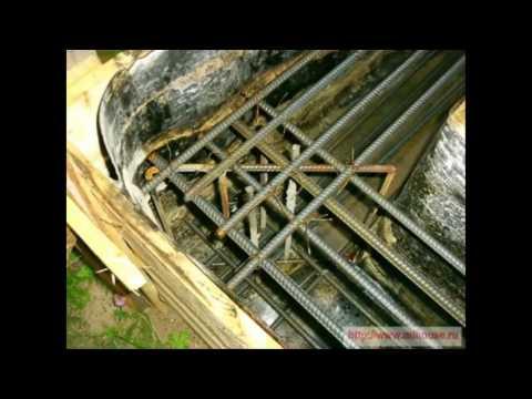 Фундамент плита Фундаментная плита Как сделать плитный фундамент Технологии строительства.mp4
