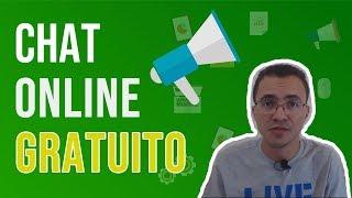 Como colocar chat online gratuito em qualquer site ou blog (atualizado 2018)