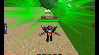 Roblox Elemental Battlegrounds AoE training 3