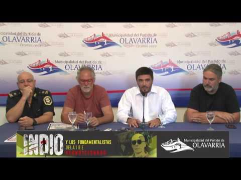 Emisión en directo de Municipalidad del Partido de Olavarria