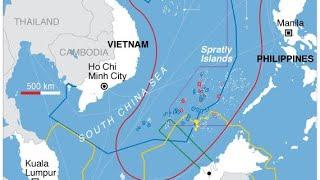 Gởi công hàm lên LHQ phản đối trực tiếp TQ về Biển Đông: Mỹ hành động quyết liệt chưa từng có.