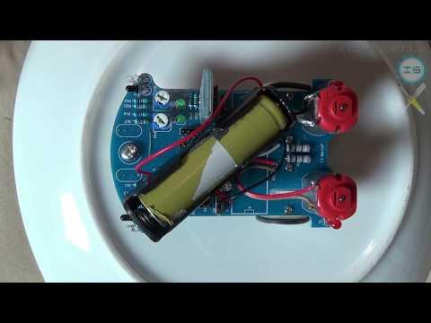 BitBastelei #246b - Bluetooth Smart Car: Protokoll-Ermittlung