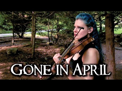 Julie Bélanger Roy violin playthrough | GONE IN APRIL, Reign