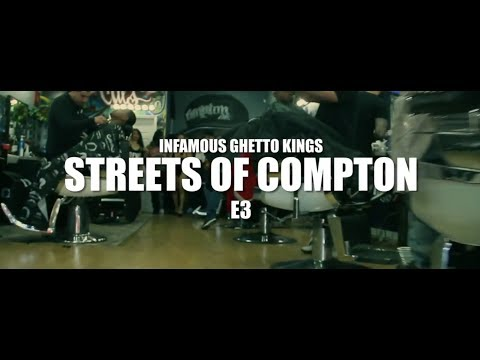 Chrome & Suicidol Ft. Baby Eazy E - Streets Of Compton (Official Music Video)