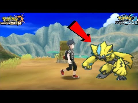 Pokemon Ultra Sun And Moon Gameplay Leaked | Legacy Time