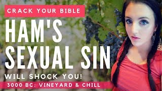 Try not to VOMIT when you learn Ham's sin! | Genesis 9:18-28