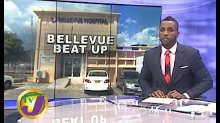 TVJ News: Patient Allegedly Beaten at Bellevue Hospital - August 9 2019