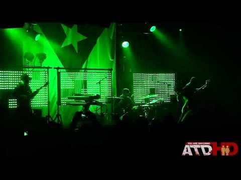 Glassjaw - The Gillette Cavalcade of Sports (LIVE HD)
