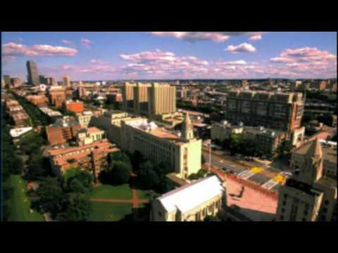 Top Ranking University of the World -  Boston University USA