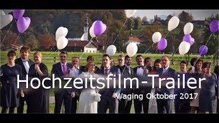 Hochzeisfilm Trailer Waging