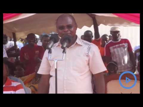 I shall not be cowed by Jubilee intimidations to abandon ODM says Kilifi Governor Amason Kingi