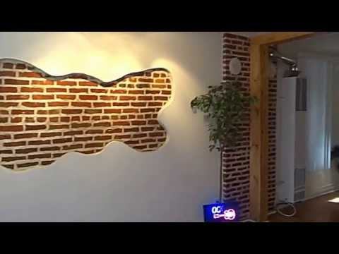Express Tour Of Your New Neon Mini Loft With Track Lights