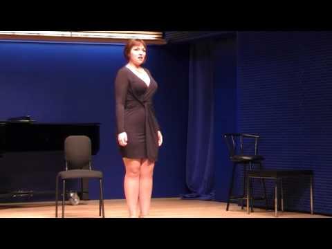 Cree Carrico - Barbara Song from Threepenny Opera