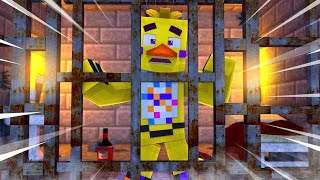 Chica Goes To Jail Minecraft FNAF Roleplay