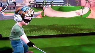 Golf: tee it up! hole in one
