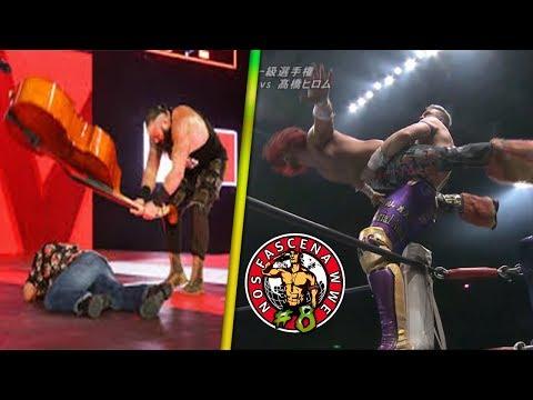 Los Mejores Spots De La Semana / Best Wrestling Spots Of The Week #8