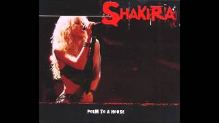 Shakira - Poem To a Horse Karaoke / Instrumental with lyrics