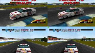 Toca Touring Car Championship - Lower Poly Cars