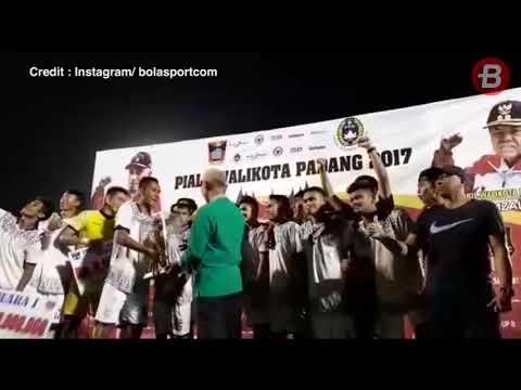 PSPS Riau Juara Piala Walikota Padang 2017
