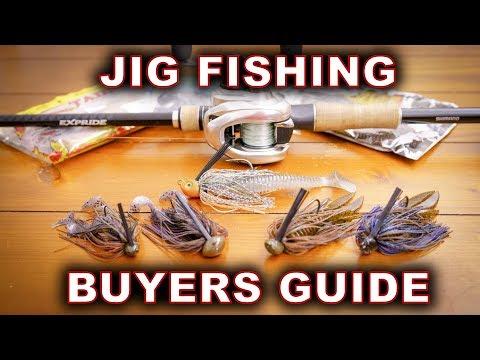Jig Fishing Buyer's Guide!