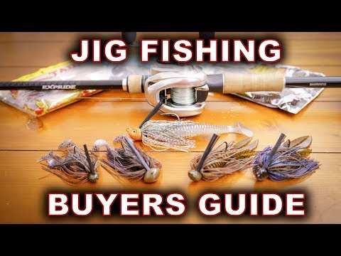 Jig Fishing Buyer's Guide!