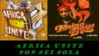 Africa Unite - Non sei sola ( remix 2006 )