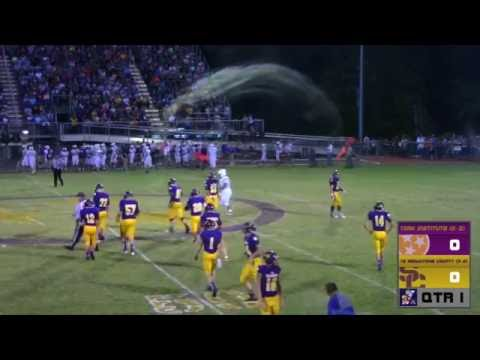 Sequatchie County vs. York Institute | SpearNation Friday Night Football