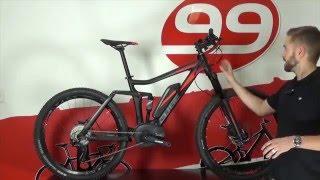 Cube Stereo 140 Hybrid | 99 Bikes