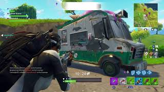 FORTNITE: CAMION DE GLACE à 100 000 PV ! ON LE DéTRUIT RéCOMPENSE ?!