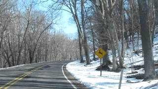 Shenandoah National Park - Skyline Drive: Bearfence Mt to Dark Hollow