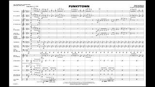 Funkytown by Steven Greenberg/arr. Michael Brown